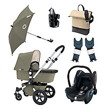 Bugaboo Cameleon Pushchair & Accessories Range