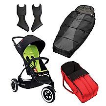 Phil & Teds Dot Pushchair & Accessories Range