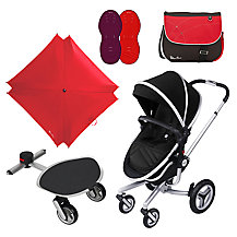 Silver Cross Surf2 Pushchair & Accessories Range