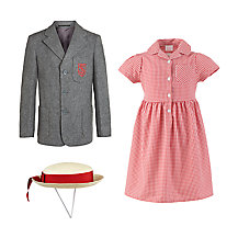 Sacred Heart School Wadhurst Girls' Summer Uniform