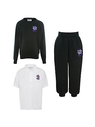 66431b9cecb Parkgate House School Boys  and Girls  Nursery Sports Uniform