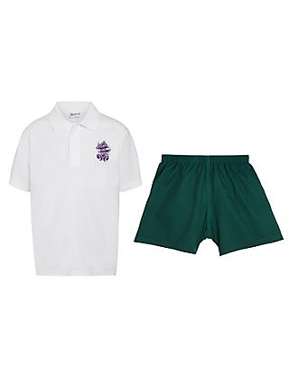 Parkgate House School Boys' Prep 3, 4, 5 and 6, Sports Kit - Summer Term