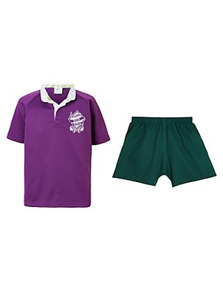 Parkgate House School Boys' Prep 3, 4, 5 and 6, Outdoor Sports Kit - Autumn and Spring Term