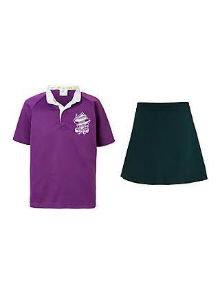 Parkgate House Schoool Girls' Prep 3, 4, 5 and 6, Outdoor Sports Kit - Autumn and Spring Term