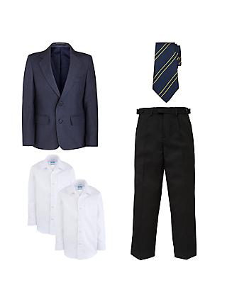 Birkdale Senior S1-S5 Uniform