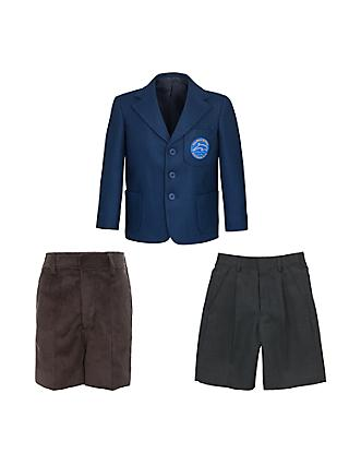 Dolphin School Boys' Lower School Uniform (Reception, Years 1 & 2)