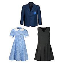Buy Dolphin School Girls' Lower School Uniform (Reception, Years 1 & 2) Online at johnlewis.com