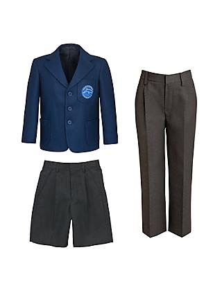 Dolphin School Boys' Upper School Uniform (Years 3, 4, 5 and 6)