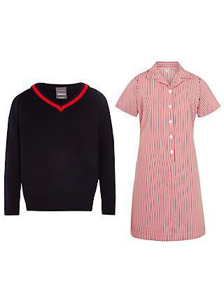 79b759a411e Berkhampstead School Girls  Kindergarten Summer Uniform