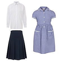 Instituto Español Vicente Cañada Blanch School Girls' Uniform Ages 5-16