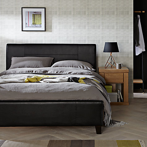 Buy John Lewis Milan Bed Frame, Double Online at johnlewis.com