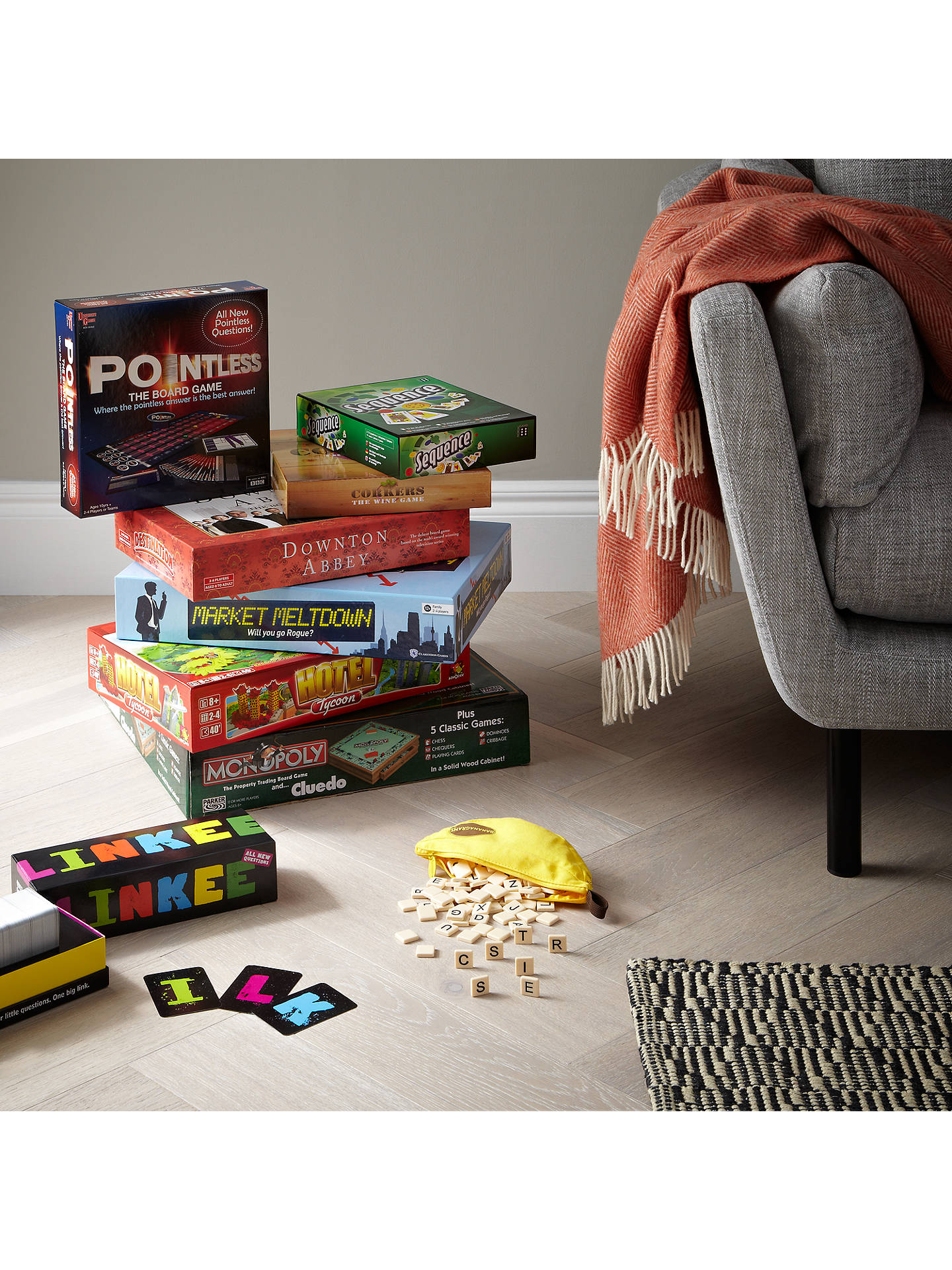 Monopoly And Cluedo Compendium At John Lewis Partners