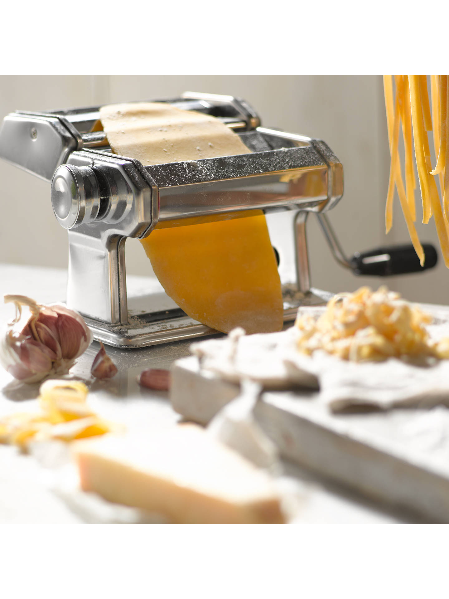 BuyJohn Lewis & Partners Pasta Machine Online at johnlewis.com