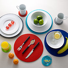 Buy John Lewis The Basics Porcelain Tableware Online at johnlewis.com