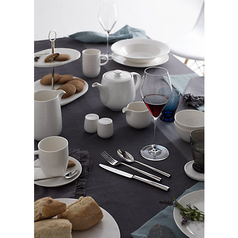 Buy John Lewis Croft Collection Luna Tableware Online at johnlewis.com