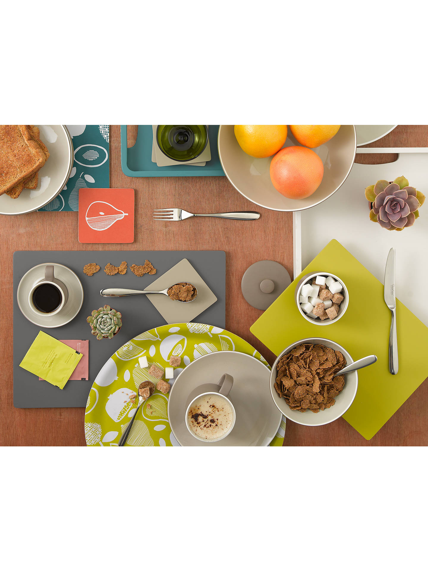 Buy Robert Welch Stanton Cutlery Set, 24 Piece/6 Place Settings Online at johnlewis.com