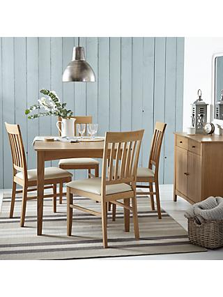 John Lewis & Partners Alba Living and Dining Room Furniture