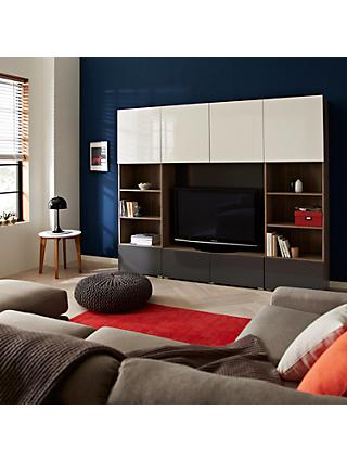 House by John Lewis Mix it TV Stands & Media Units Range