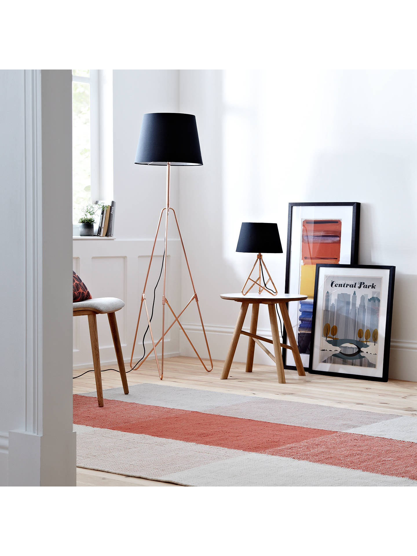 John Lewis & Partners Albus Floor Lamp