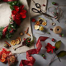 Buy Decorate your own wreath Online at johnlewis.com