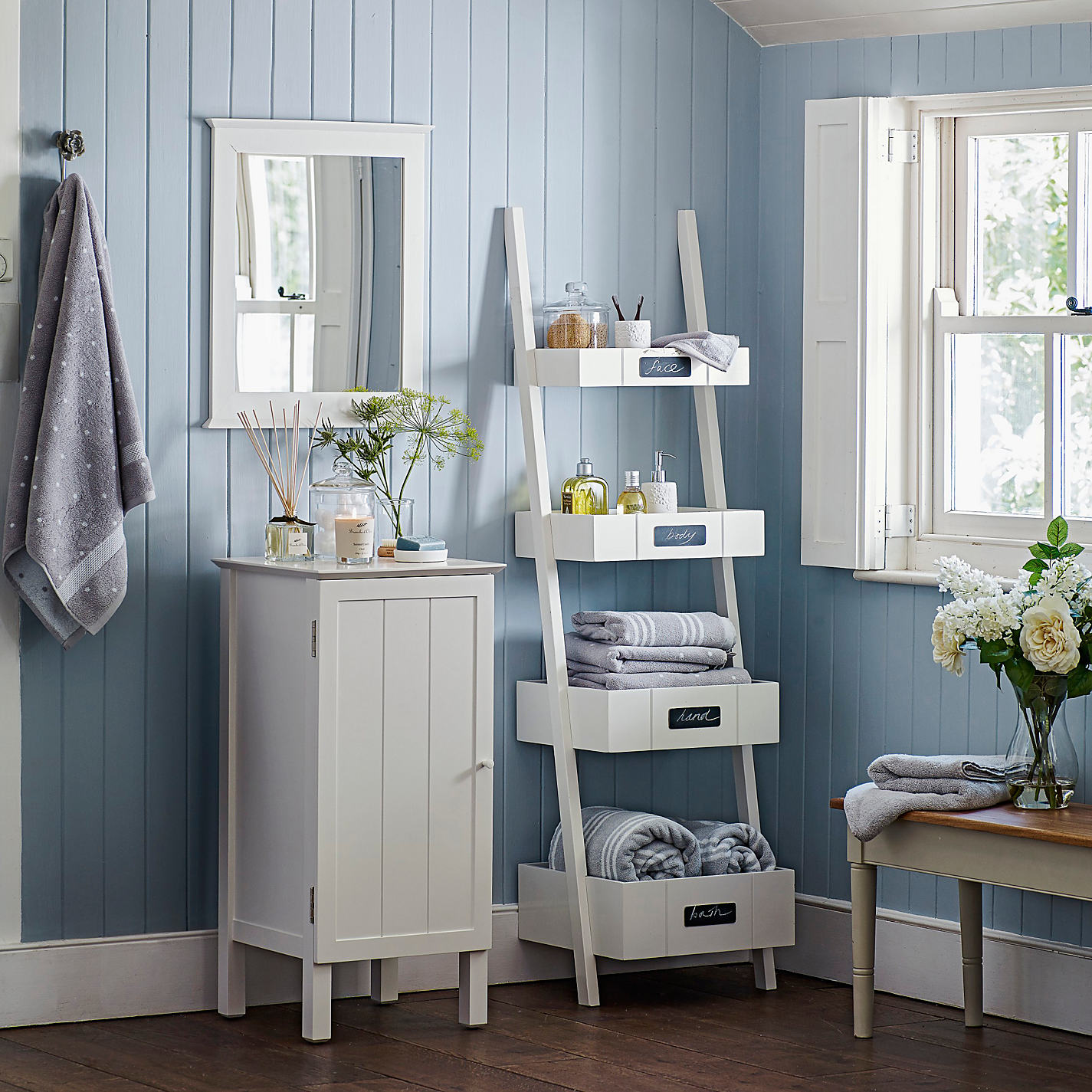 Bathroom Design John Lewis buy john lewis st ives mirror, white | john lewis