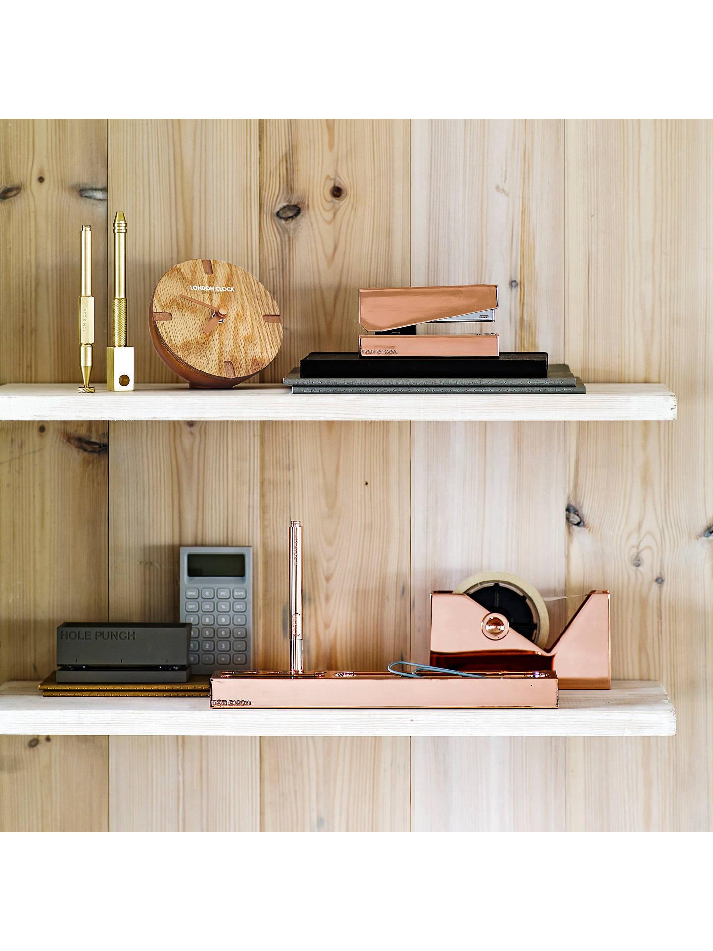 Tom dixon copper plated cube tape dispenser at john lewis partners for John lewis home design service reviews