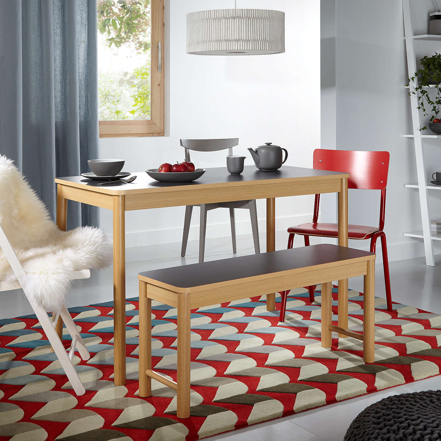 BuyJohn Lewis Peyton 4 Seater Kitchen Dining Table Online At Johnlewis