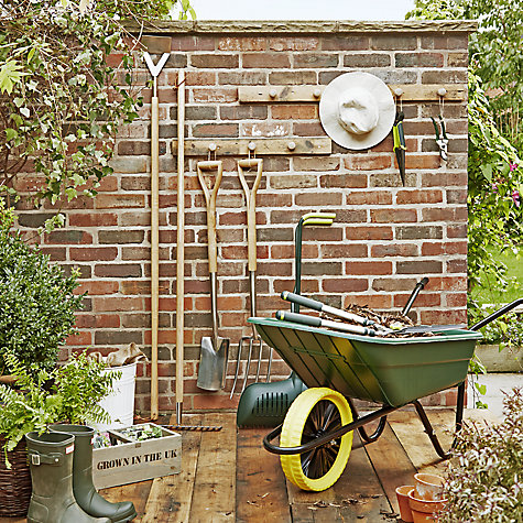 Buy Kew Gardens Lawn Rake, FSC-certified (Ash) Online at johnlewis.com