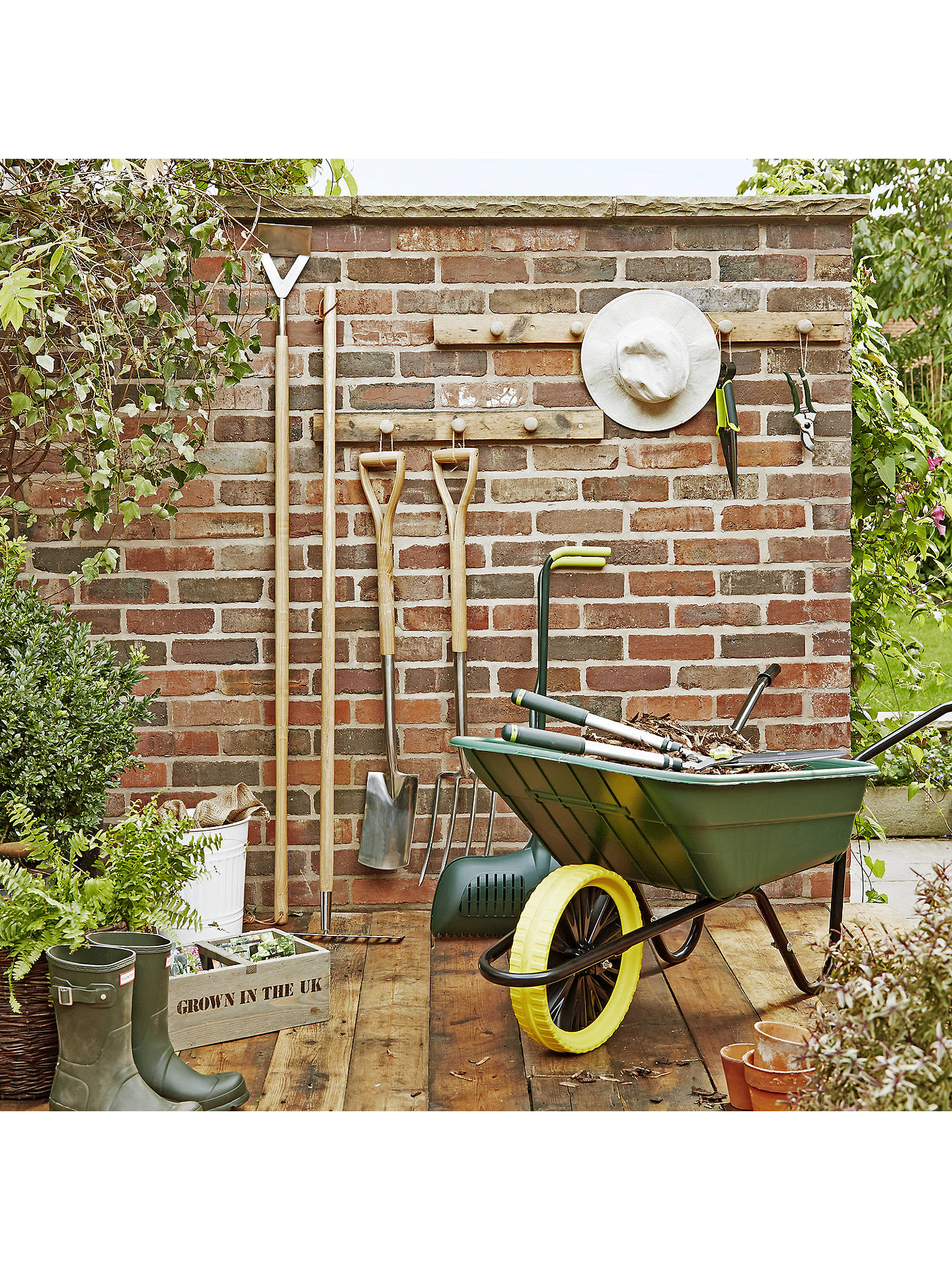BuyKew Gardens Razorsharp Bypass Secateur Online at johnlewis.com