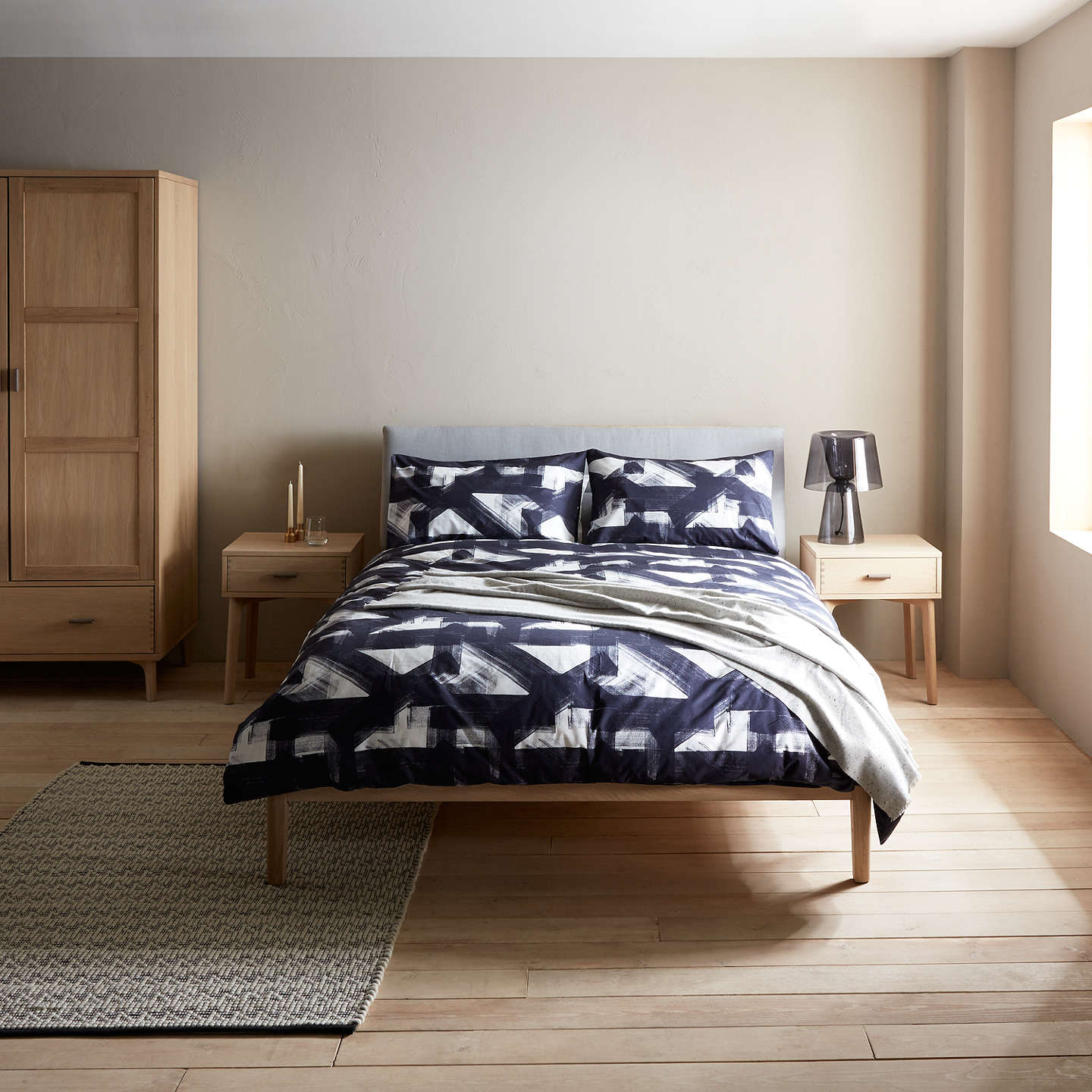 Design project by john lewis bed frame super king size at john lewis for John lewis home design service reviews