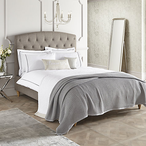 buy john lewis bonne nuit and bonjour cushion john lewis. Black Bedroom Furniture Sets. Home Design Ideas