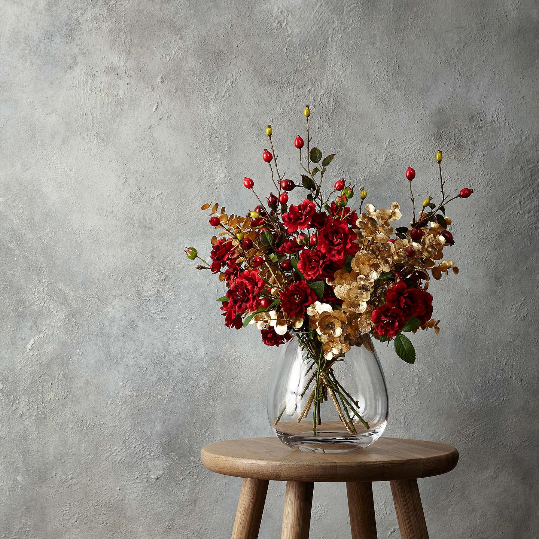 John Lewis Flowers Lsa flower table bouquet vase h17cm at john lewis buylsa flower table bouquet vase h17cm online at johnlewis sisterspd