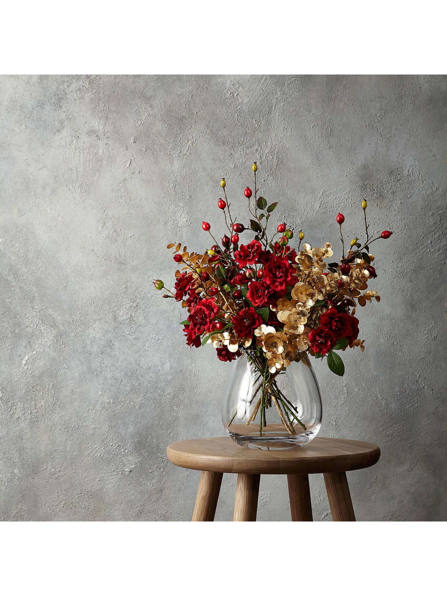 ... BuyLSA Flower Table Bouquet Vase, H17cm Online At Johnlewis.com ...