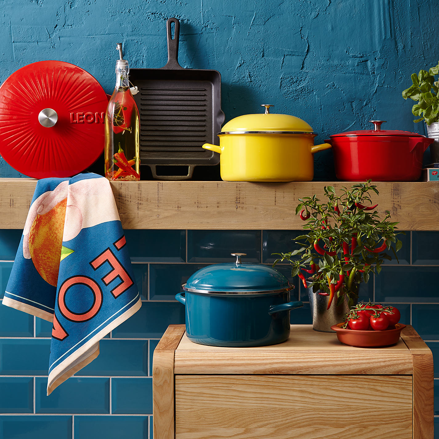 kitchen collections john lewis buy leon cookware online at johnlewis com