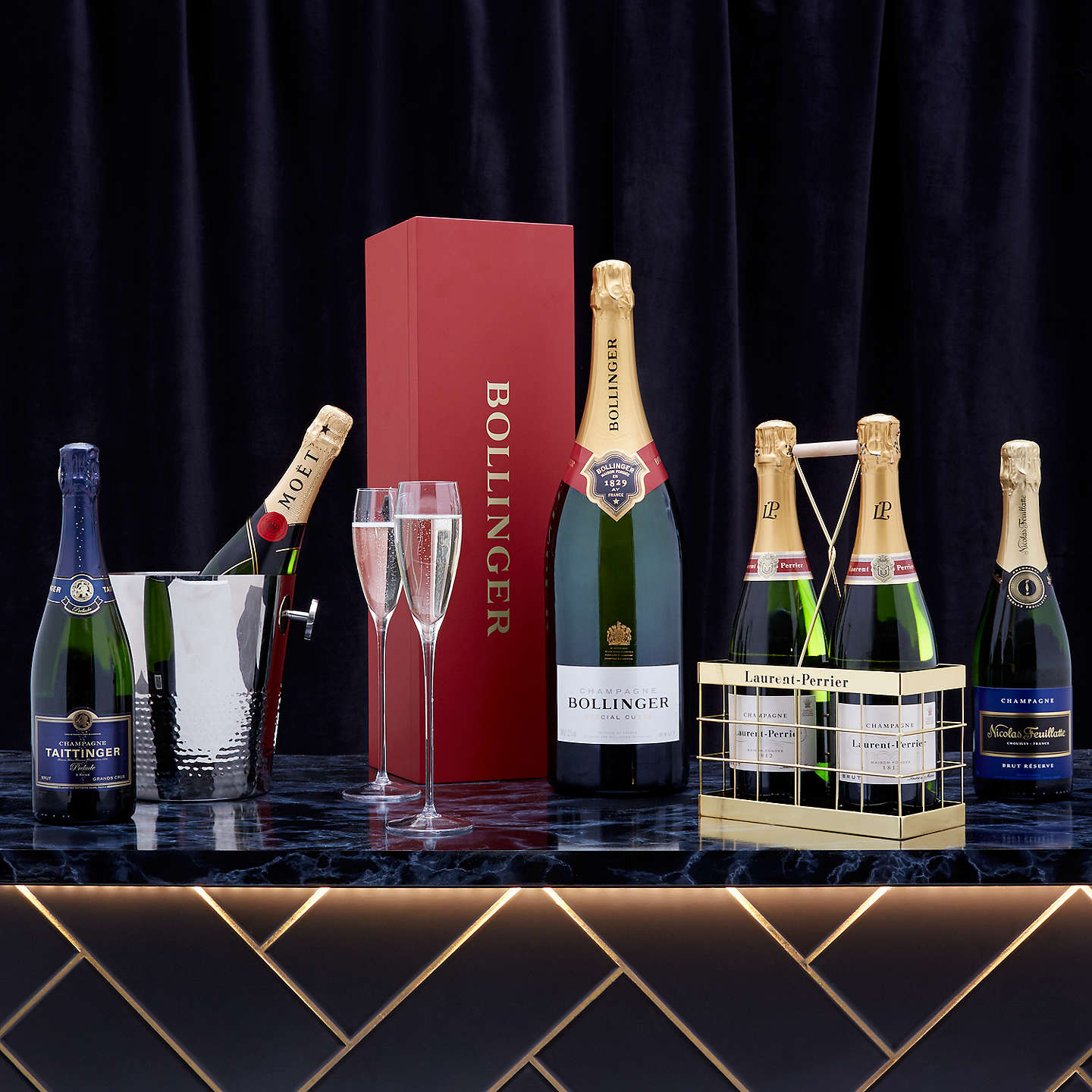 BuyTaittinger Prelude Grand Crus Champagne, 75cl Online at johnlewis.com