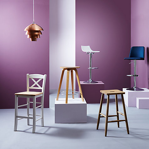 Buy John Lewis Led Bar Stool Online at johnlewis.com