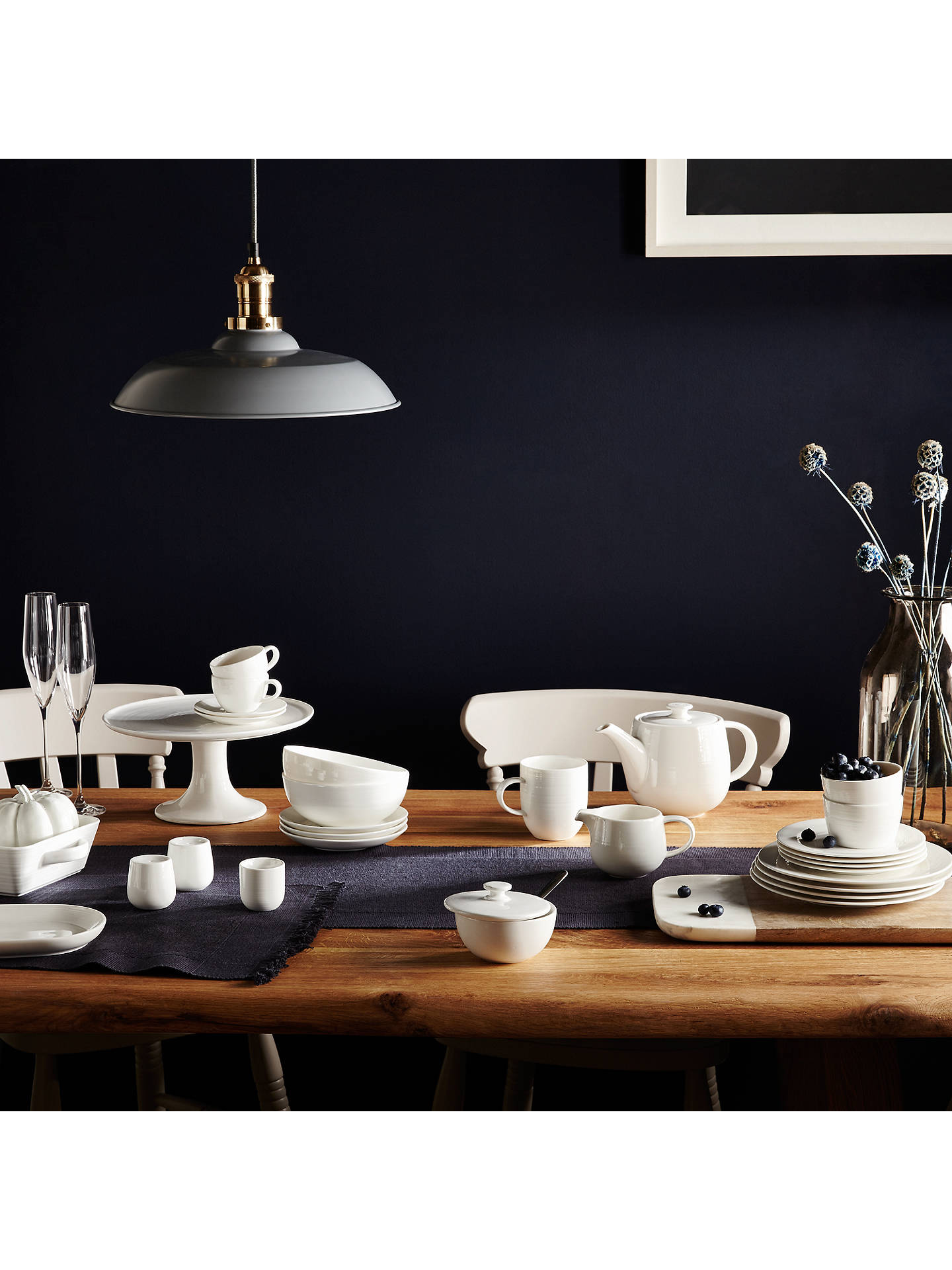 BuyCroft Collection Luna Pasta Bowl Online at johnlewis.com