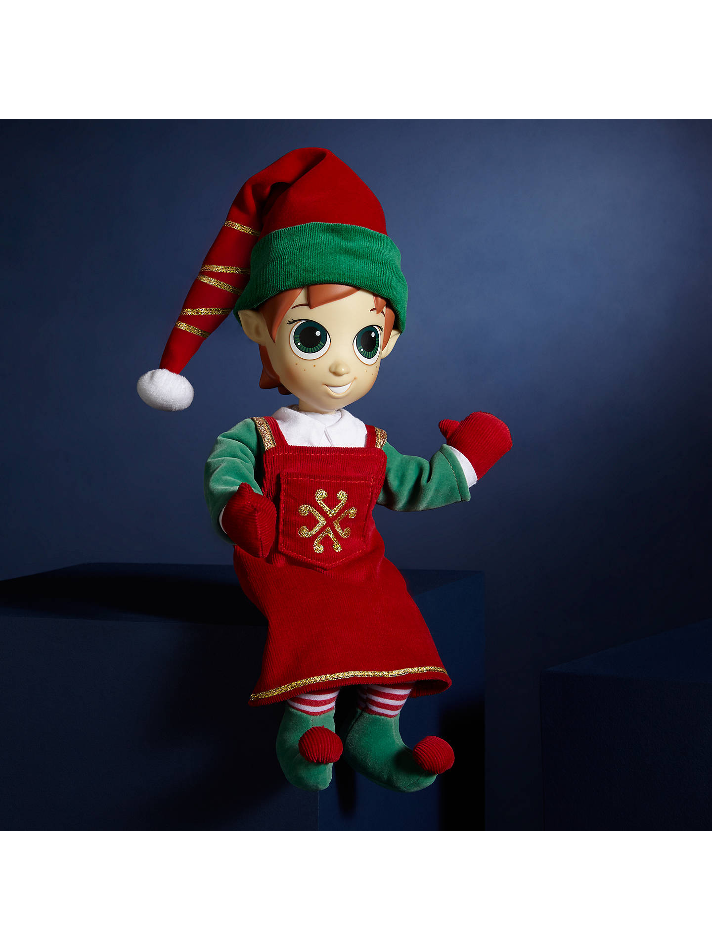 8aa08a4ca0173 ... Buy Portable North Pole Do-Good Elf Online at johnlewis.com ...