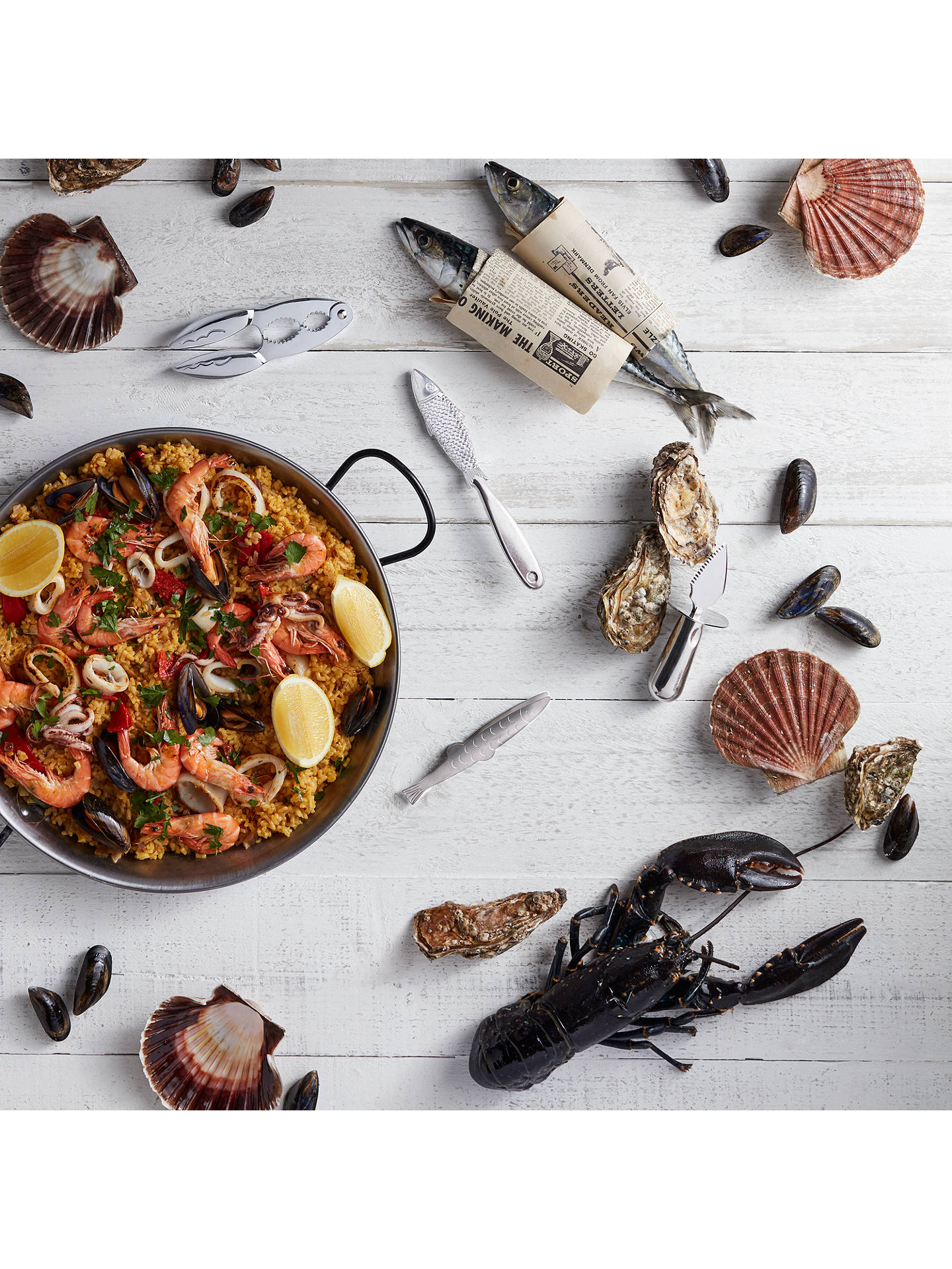 BuyMasterclass Seafood Picks Online at johnlewis.com