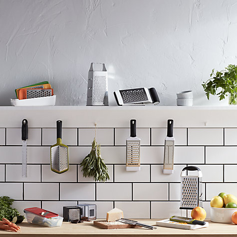 Buy John Lewis Stainless Steel Grater Online at johnlewis.com