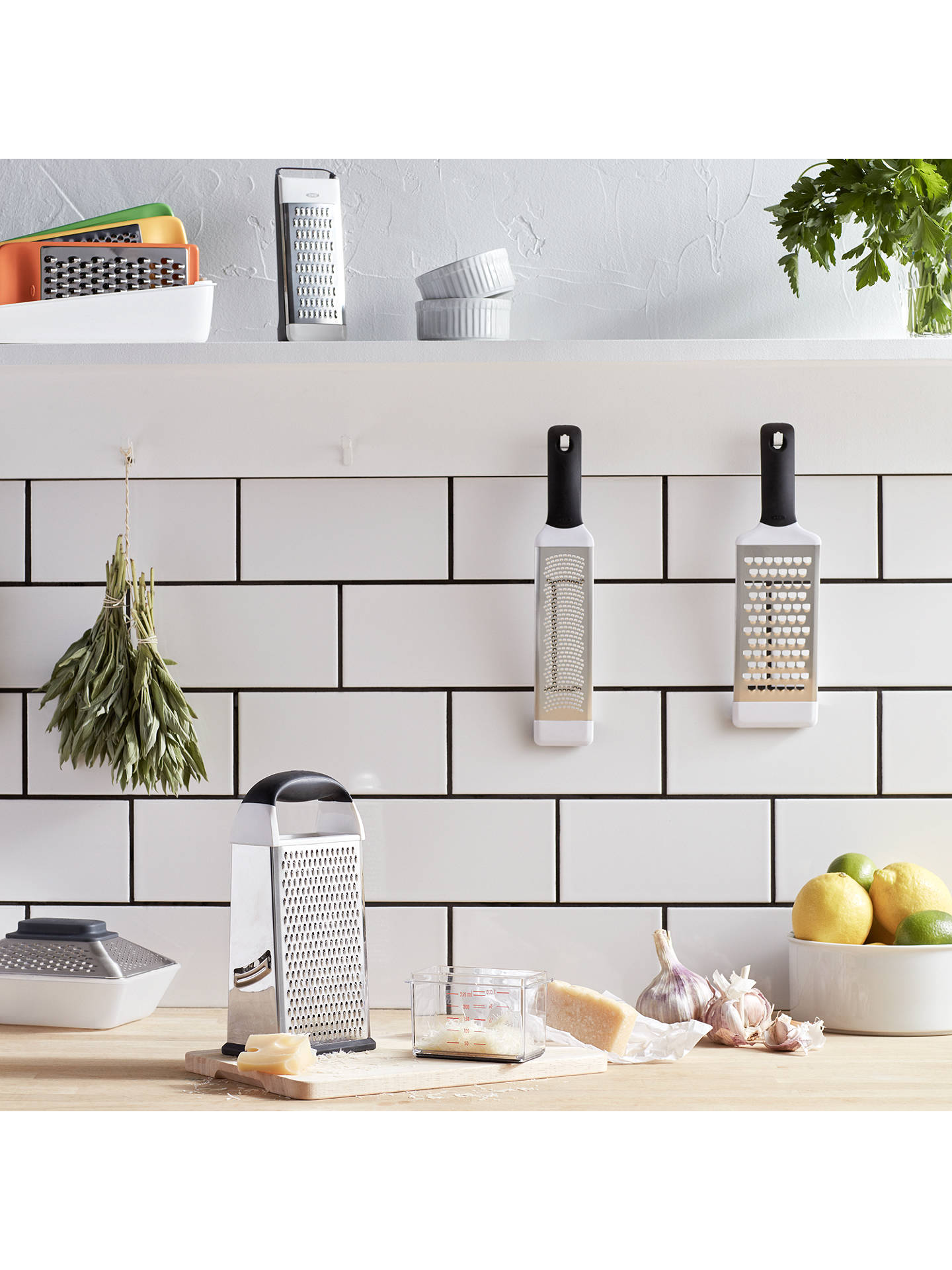 BuyOXO Good Grips Fine Grater Online at johnlewis.com