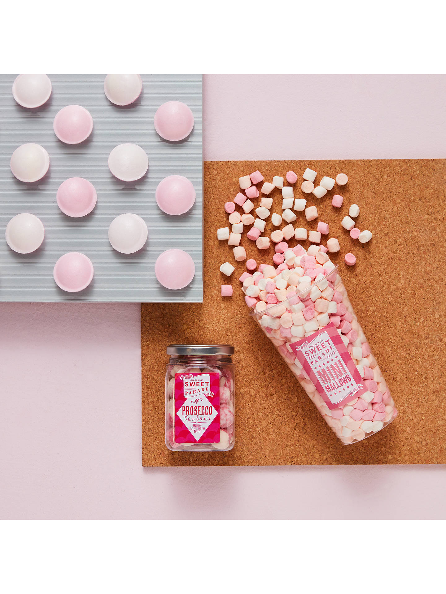 BuyPiccadilly Sweet Parade Prosecco Bon Bons, 200g Online at johnlewis.com