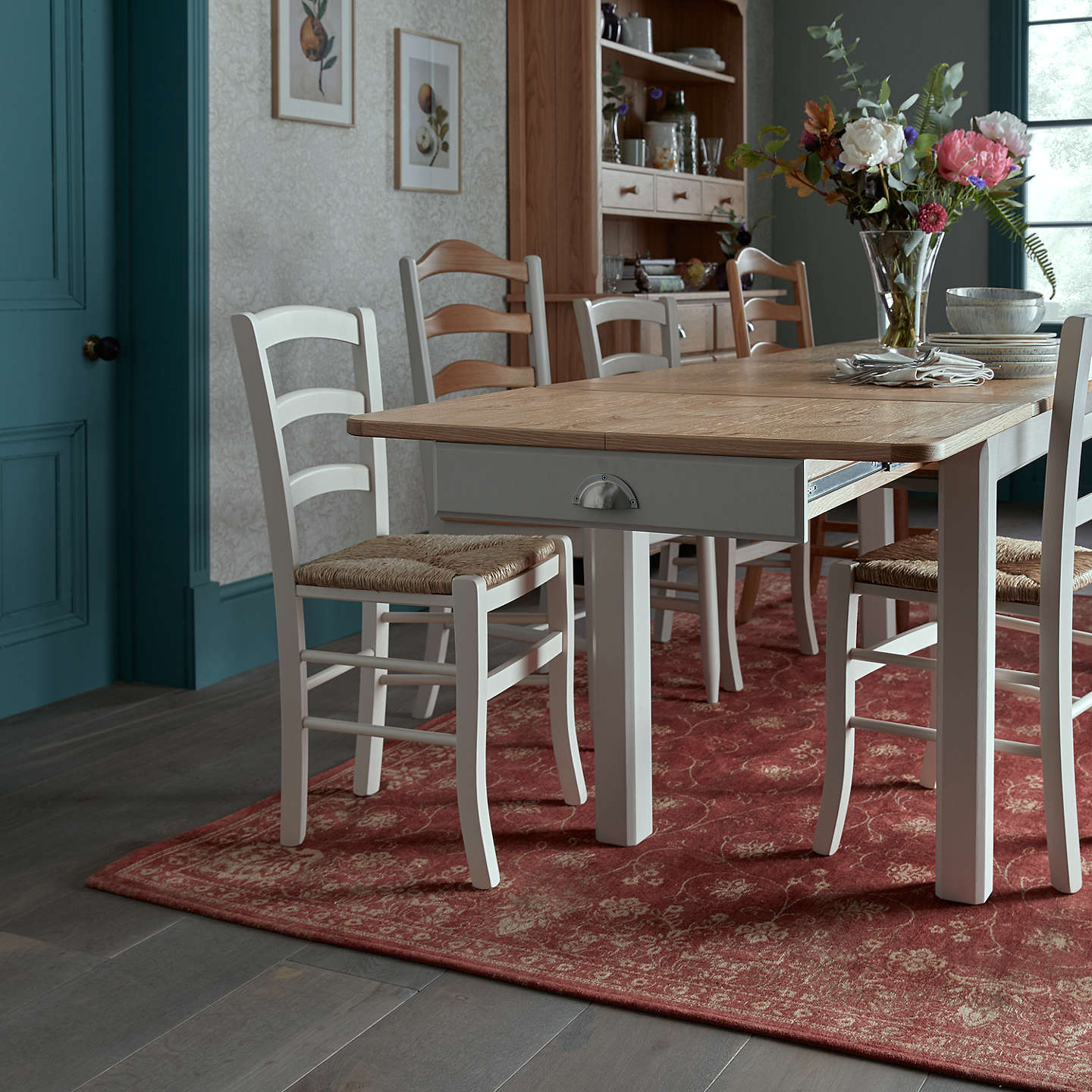 BuyJohn Lewis Audley Dining Chairs Set Of Two Soft Grey Online At Johnlewis