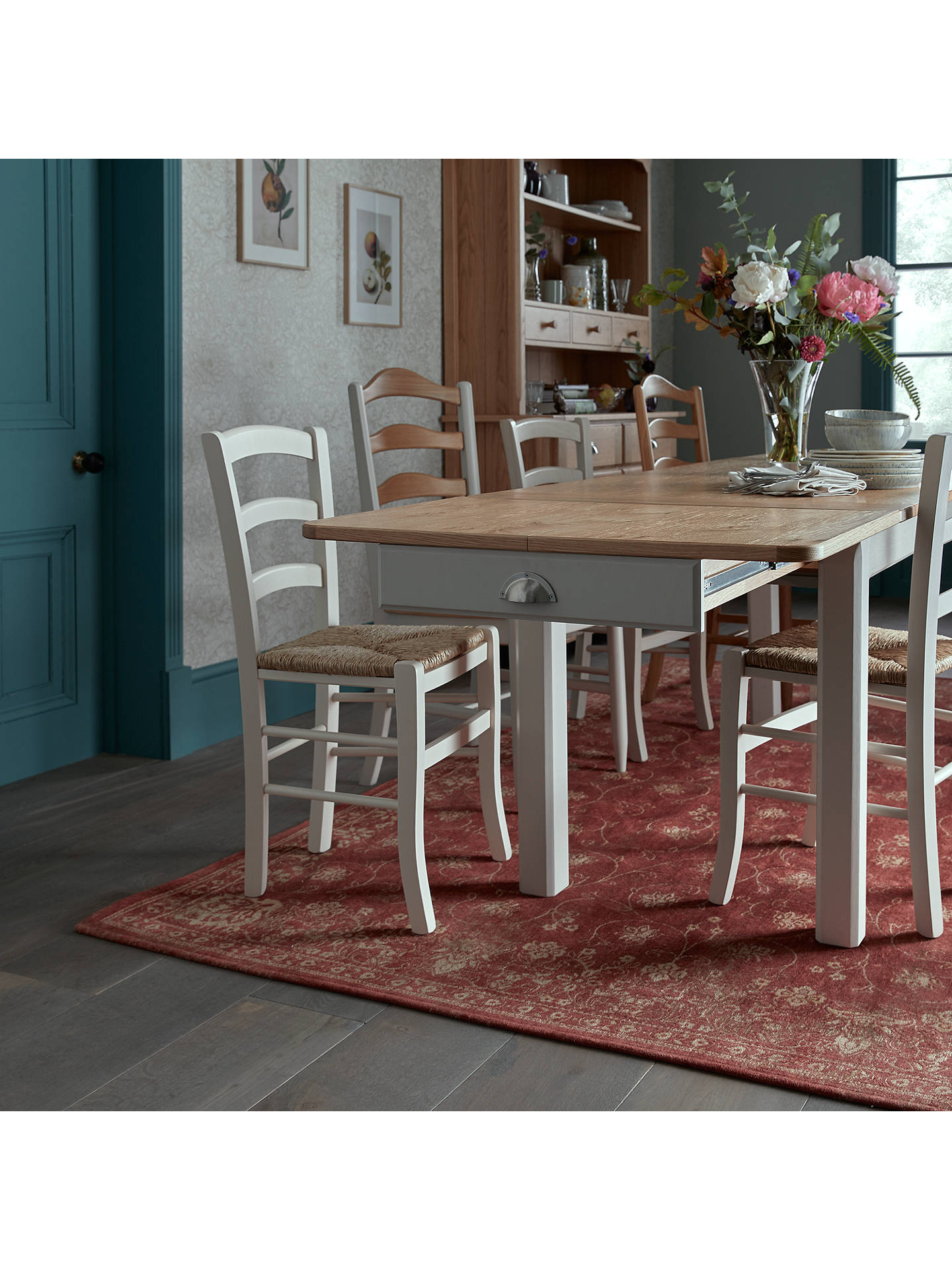 John Lewis & Partners Audley Dining Chairs, Set of Two at John
