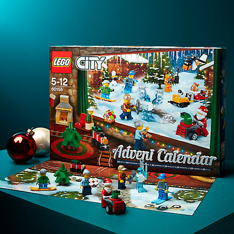 Buy Lego City 60155 Advent Calendar John Lewis