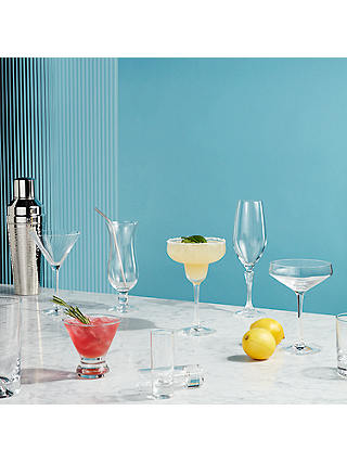 Buy John Lewis & Partners Gin Martini Glasses, Set of 4, 300ml, Clear Online at johnlewis.com