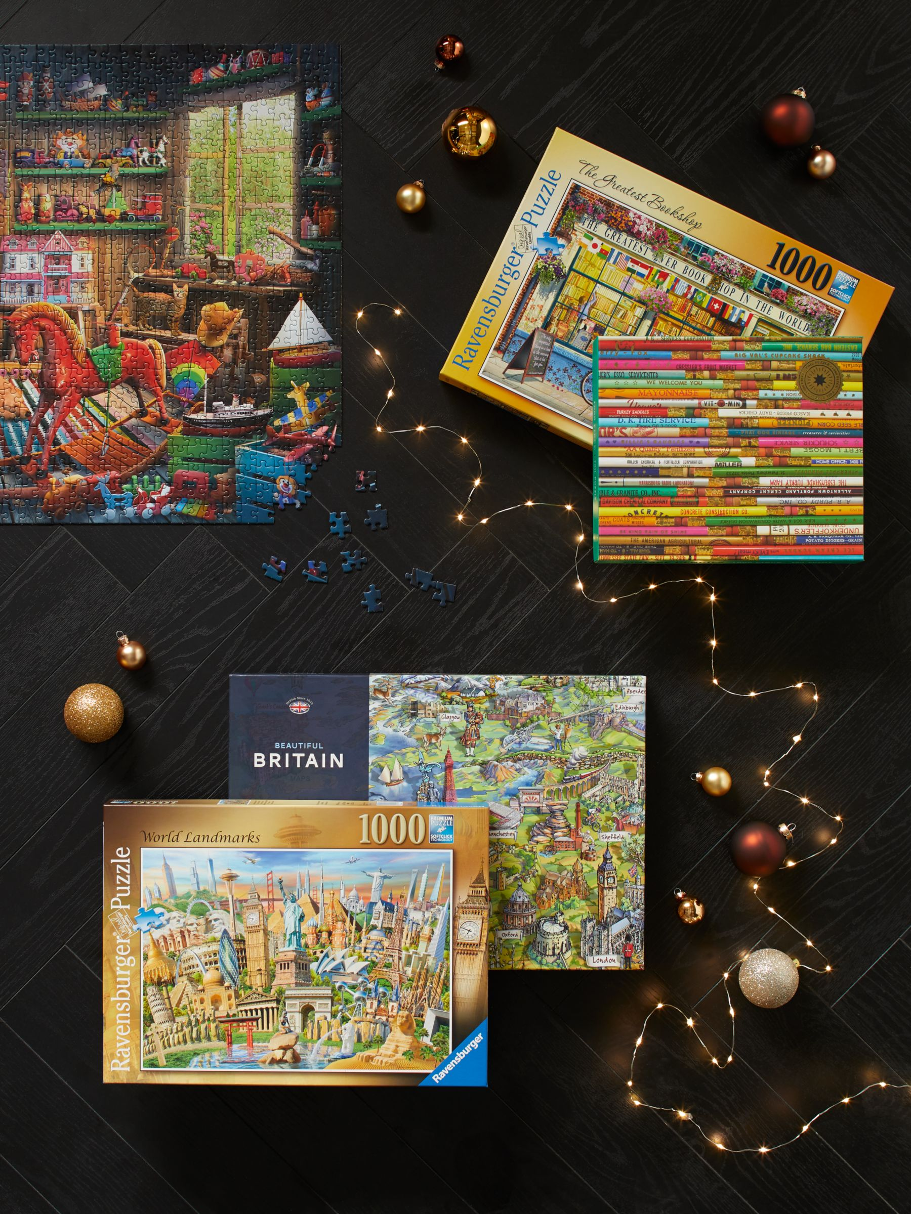 - Gibsons Beautiful Britain UK Map Jigsaw Puzzle, 1000 Pieces At