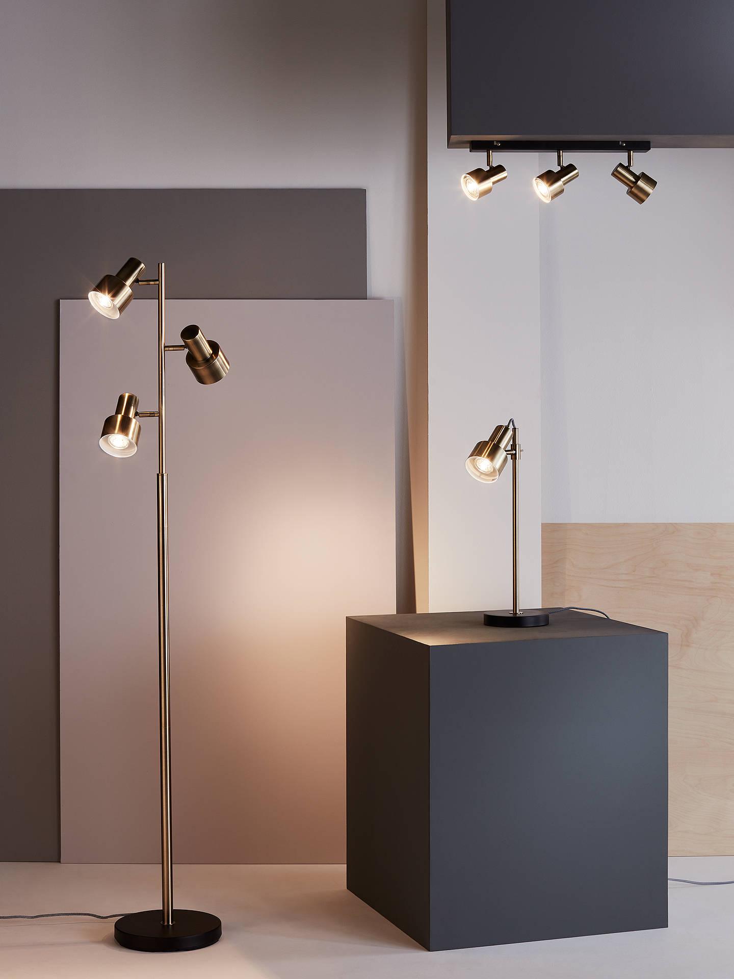 John Lewis Partners Shelby Gu10 Led Floor Lamp Br