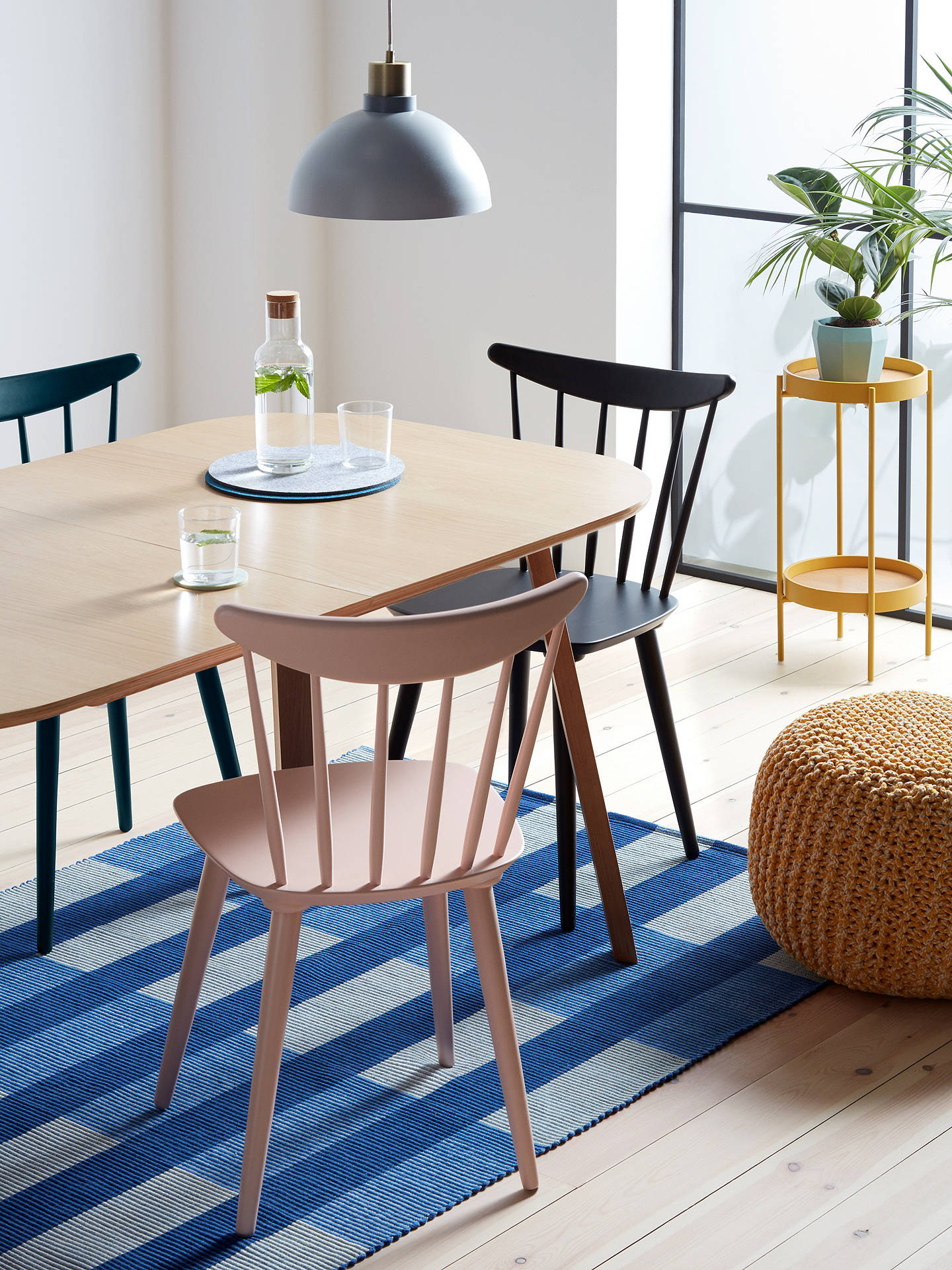 House By John Lewis Anton 6 8 Seater Extending Dining Table At John Lewis Partners