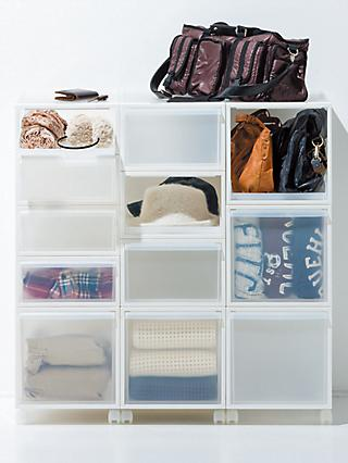Like-It Stacking Drawer Solution